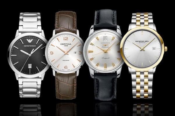 Ten Best Dress Watches: A Gentleman's Guide