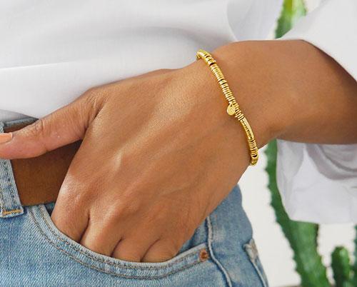 Five Ways To Wear Gold