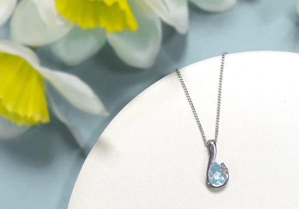 March's Birthstone   Aquamarine
