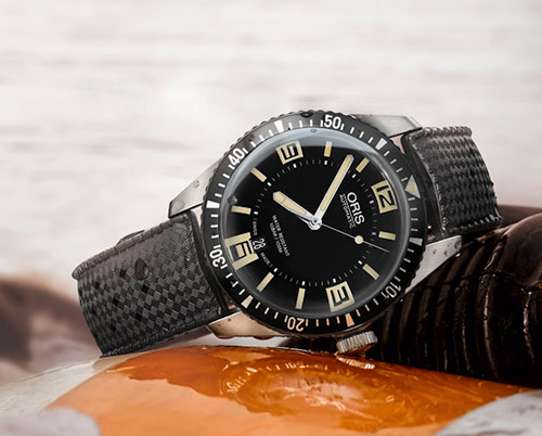 One To Watch | Oris Divers Sixty Five Heritage
