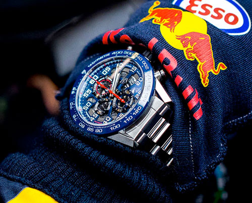 Racing Inspired Watches