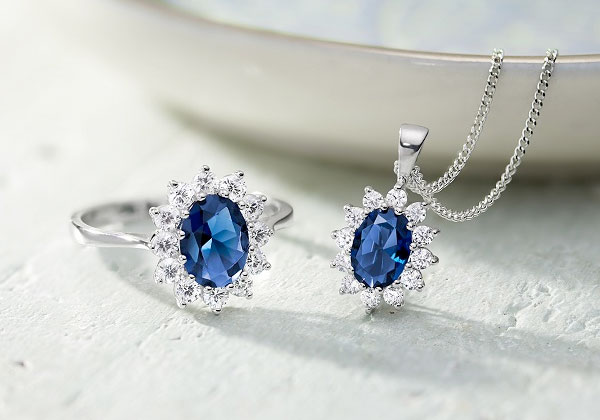 Something Blue Wedding Jewellery