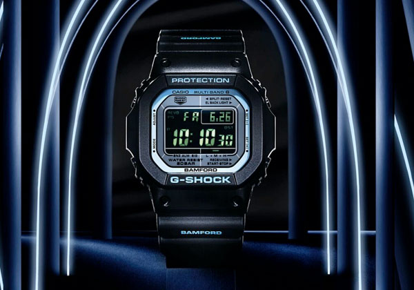 Casio G-Shock 5610 x Bamford London | Exclusive Interview With George Bamford