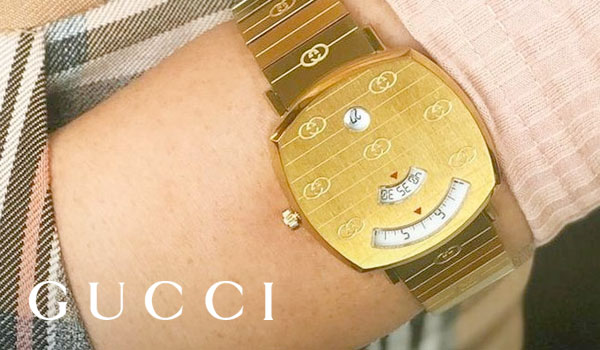 Gucci Jewellery and Watches