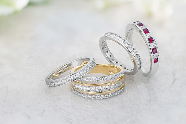 A Guide To Eternity Rings