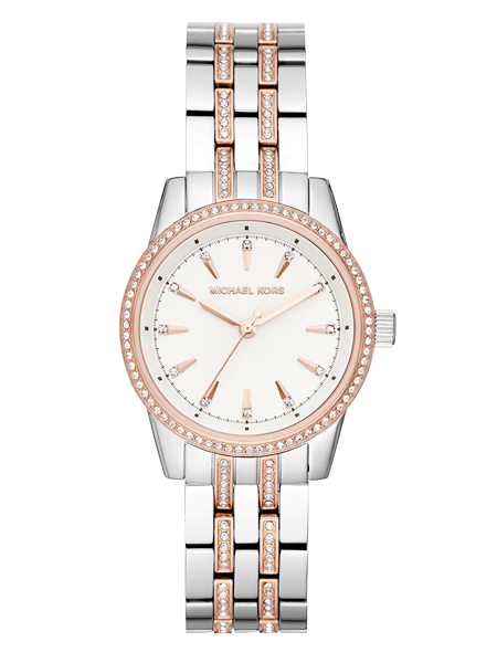 Michael Kors Exclusive Ritz Two Colour Limited Edition Ladies Watch
