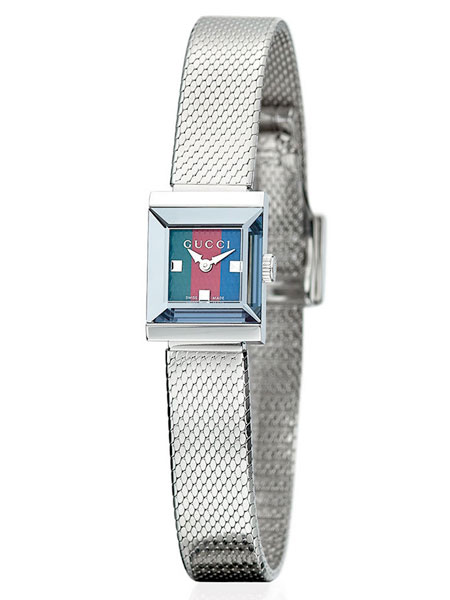Gucci Exclusive G Frame Ladies Watch