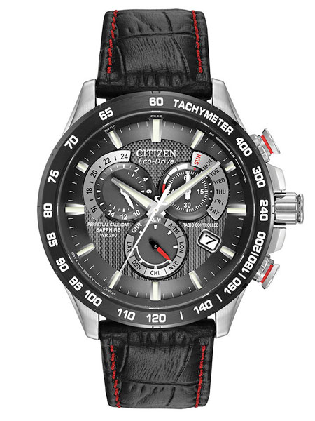 Citizen Exclusive Eco Drive A.T Chronograph Limited Edition Men's Watch