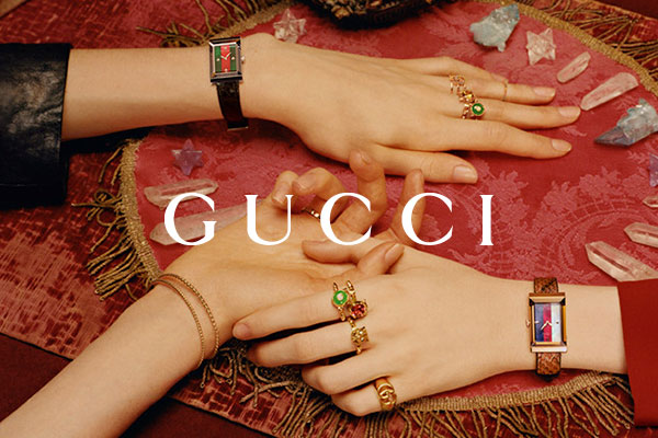 Gucci Jewellery & Watches