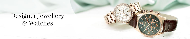Designer Jewellery & Watches