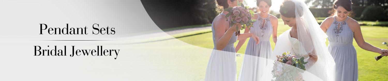 Pendant Sets - Bridal Jewellery