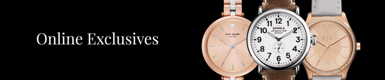 Online Exclusive Watches