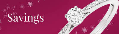 Engagement Rings Savings