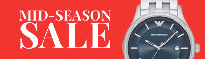 Watches Mid Season Sale