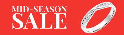 Wedding Mid Season Sale