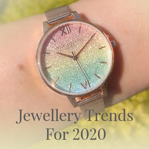 Jewellery Trends For 2020