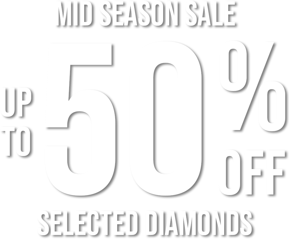 Up To 30% Off Diamonds