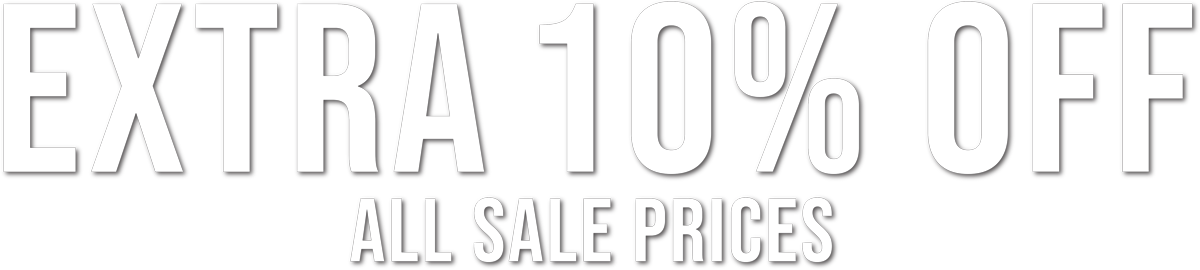 Extra 10% Off All Sale Prices