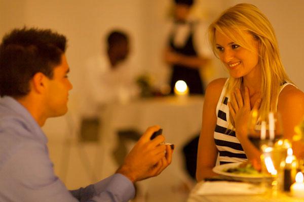 Ten Best Valentine's Day Proposal Ideas