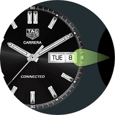Customisable Dials