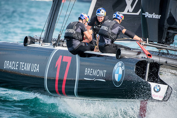 Bremont and Americas Cup