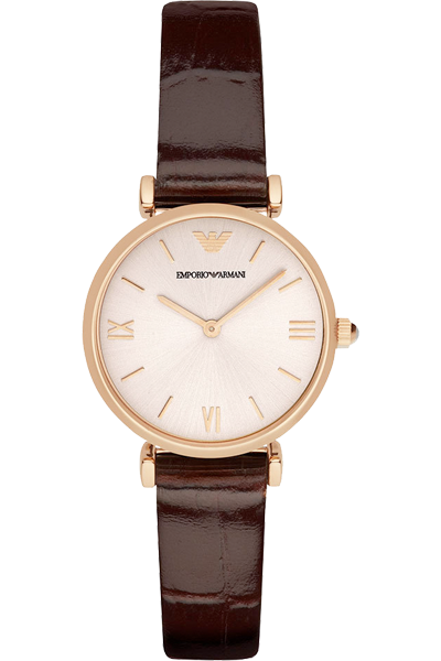 Emporio Armani Gold Tone Ladies Watch