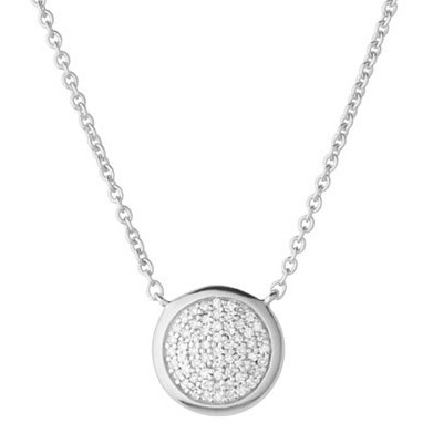 Links of London Diamond Essentials Round Necklace