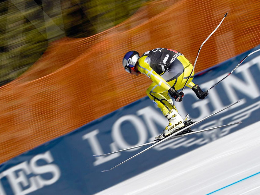 Longines & Alpine Skiing