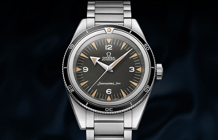 The Seamaster 300 60th Anniversary Limited Edition