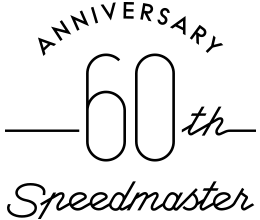 60th Anniversary of Omega Speedmaster