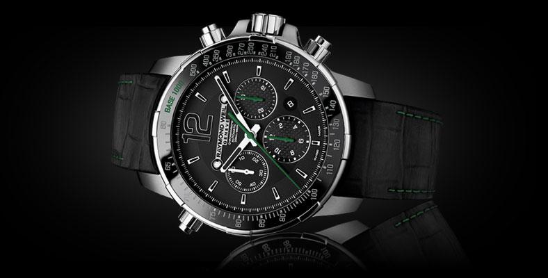Raymond Weil Nabucco Automatic Chronograph Men's Watch