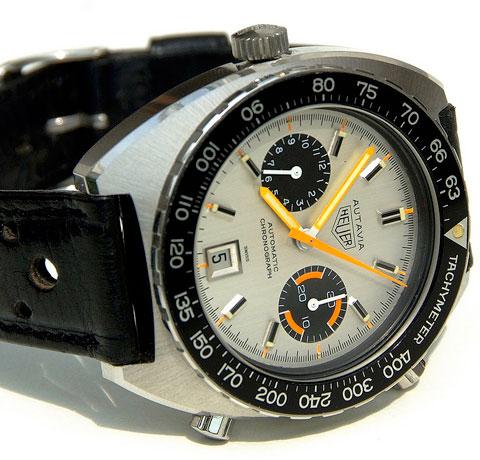 TAG Heuer Autavia Wristwatch