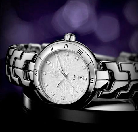 TAG Heuer Lady Link