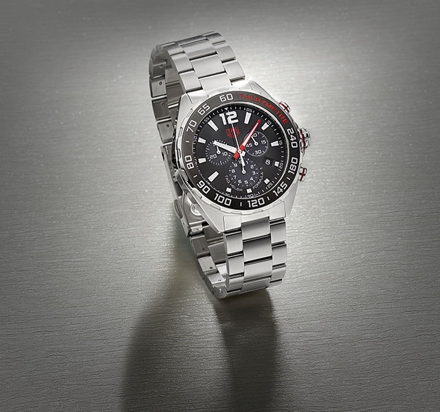 Exclusive TAG Heuer