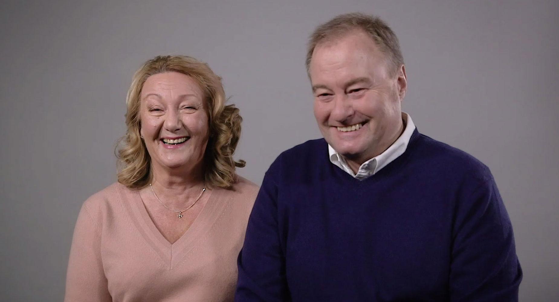 Alison & Ian's Story