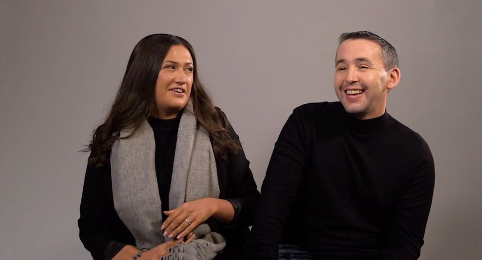 Matt & Michaela's Story