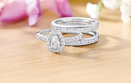 Diamond Rings & Jewellery