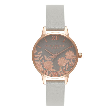Olivia Burton Rose Gold Plated Ladies Watch
