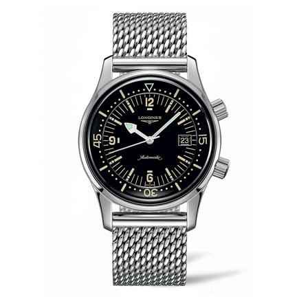 Longines Heritage Legend Diver Automatic Men's Watch