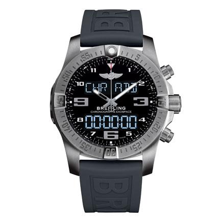 Breitling Exospace B55 Connected Titanium Men's Watch
