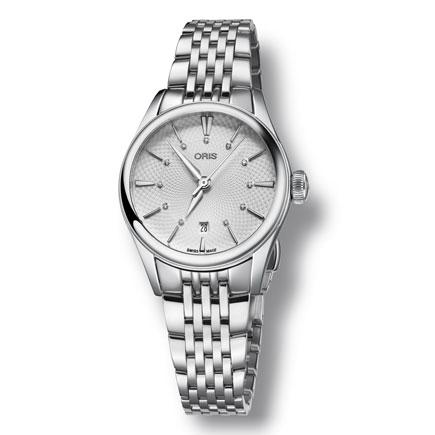 Oris Artelier Date Diamonds Ladies Watches