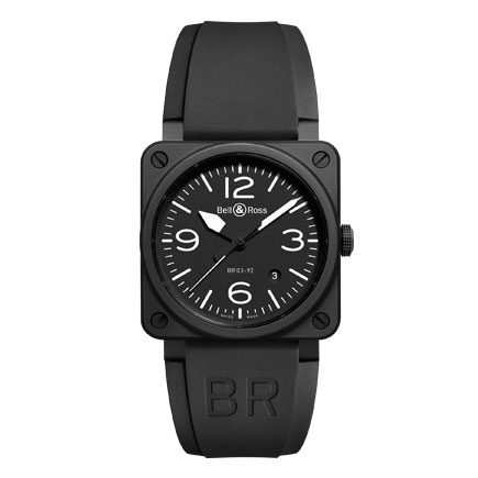 Bell & Ross Aviation BR 03 Automatic Watch