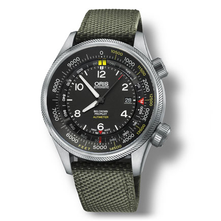 Oris Big Crown ProPilot Altimeter Automatic Men's Watch