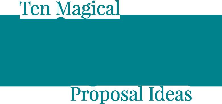 Ten Magical Christmas Proposal Ideas