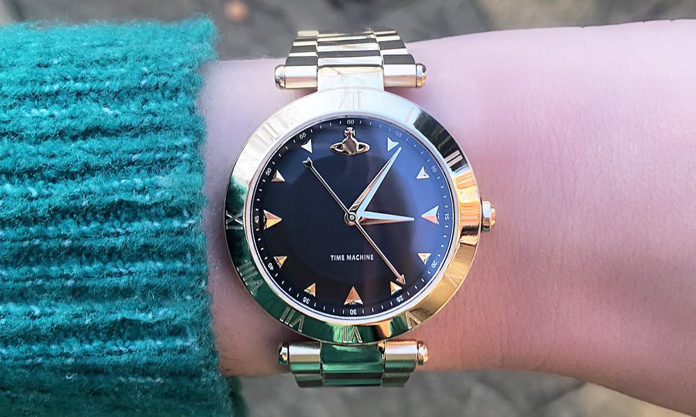 Vivienne Westwood Montagu Gold Tone Ladies Watch