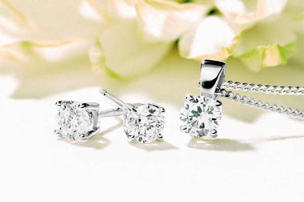 April's Birthstone | Diamonds