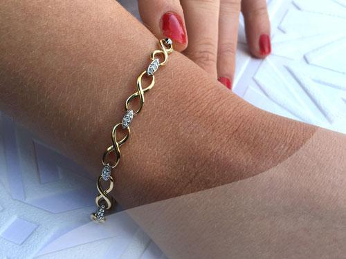 Beaverbrooks Diamond Bracelets