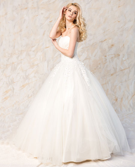 Statement Wedding Dress