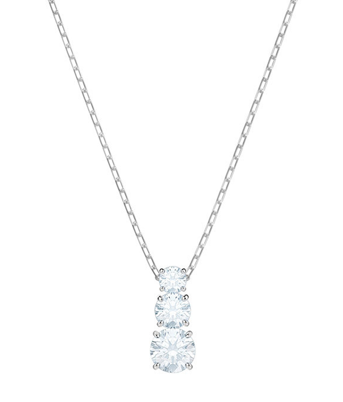 Swarovski Attract Trilogy Crystal Pendant