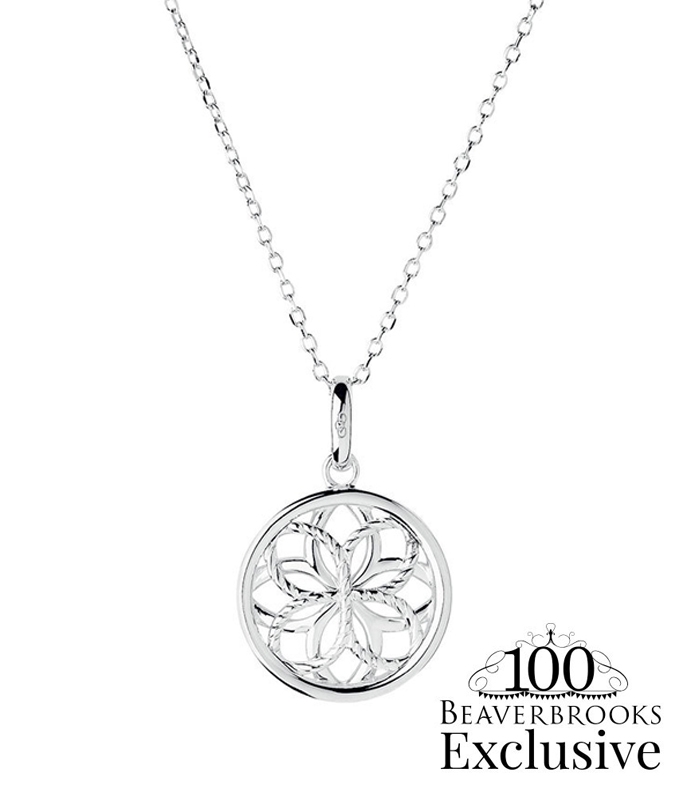 Links of London Reverie Silver Necklace